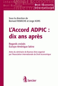 Rhonealpesinfo.fr L'Accord ADPIC : dix ans après - Regards croisés Europe-Amérique latine Image