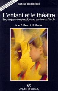 LENFANT ET LE THEATRE. Techniques dexpression au service de lécole.pdf
