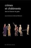 Bernard Ribémont - Crimes et châtiments dans la chanson de geste.