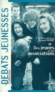 Bernard Roudet et Jean-Pierre Augustin - Des jeunes et des associations.