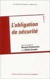 Bernard Saintourens et  Zennaki - L'obligation de sécurité.