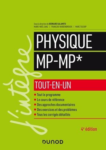 Physique MP-MP* tout-en-un 4e édition