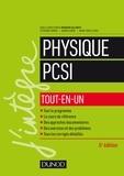 Bernard Salamito et Stéphane Cardini - Physique tout-en-un PCSI.