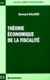 Bernard Salanié - .