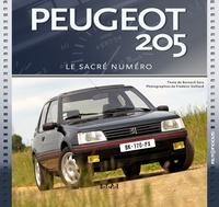 Bernard Sara - Peugeot 205 - Le sacré numéro.