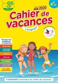 Bernard Séménadisse - Cahier de vacances été de la GS au CP.