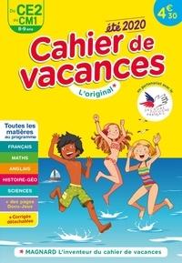 Bernard Séménadisse - Cahier de vacances été du CE2 au CM1.