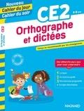 Bernard Séménadisse - Orthographe et dictées CE2.