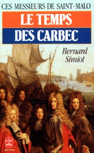 Bernard Simiot - .