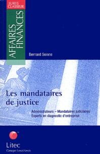Bernard Soinne - Les mandataires de justice.