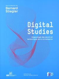 Deedr.fr Digital Studies - Organologie des savoirs et technologies de la connaissance Image