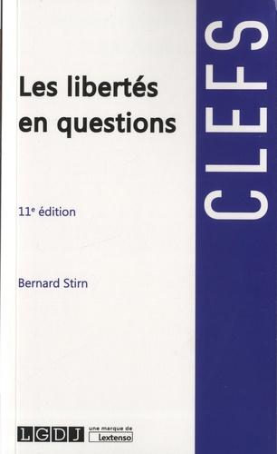 Les libertés en questions 11e édition