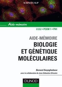 Bernard Swynghedauw - Aide-mémoire de biologie et génétique moléculaire - 3ème édition.