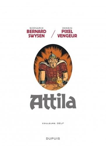 La véritable histoire vraie  Attila