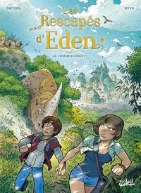 Bernard Swysen et  Siteb - Les rescapés d'Eden Tome 1 : Au commencement....