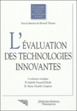 Bernard Teisseire - L'évaluation des technologies innovantes.
