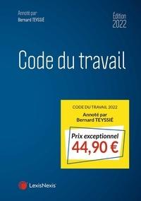 Bernard Teyssié - Code du travail.