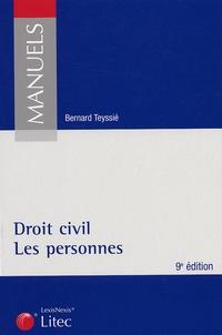 Bernard Teyssié - Droit civil : les personnes.