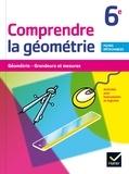 Bernard Tissot et Marie-Christine Lévi - Comprendre la géometrie 6e - Géométrie, grandeurs et mesures. Activités avec instruments et logiciel. Fiches détachables.