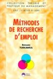 Bernard Turkawka - Méthodes de recherche d'emploi.