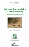 Bernard Vallerie - Interventions sociales et empowerment - Développement du pouvoir d'agir.