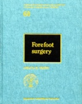 Bernard Valtin et  Collectif - Forefoot surgery.