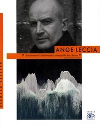 Bernard Vasseur - Ange Leccia.