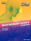 Bernard Verlant et Philippe Dutarte - Mathématiques Première STI2D/STL.