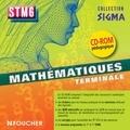 Bernard Verlant et Philippe Dutarte - Mathématiques Terminale STMG Sigma. 1 Cédérom