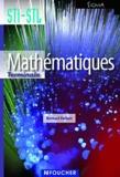 Bernard Verlant - Mathématiques Tle STI-STL.