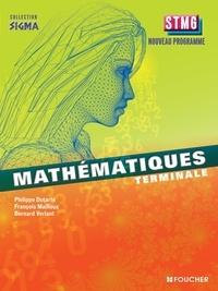 Bernard Verlant et Philippe Dutarte - Mathématiques Tle STMG.