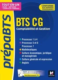 Télécharger des ebooks google kindle PrépaBTS - BTS CG - Toutes les matières - Révision et entraînement
