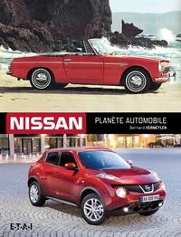Bernard Vermeylen - Nissan, planète automobile.