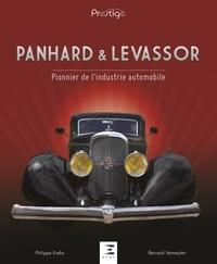 Bernard Vermeylen - Panhard & Levassor - Pionnier de l'industrie automobile.