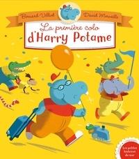 Bernard Villiot - Le première colo d'Harry Potame.