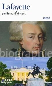 Bernard Vincent - Lafayette.