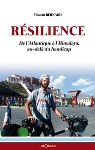 Bernard Vincent - Résilience - De l'Atlantique à l'Himalaya, au-delà du handicap.