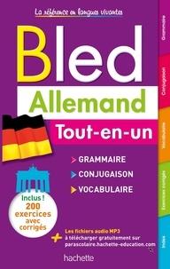 Bernard Viselthier et Marie Marhuenda - Bled Allemand Tout-en-un.