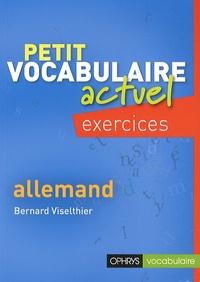 Petit vocabulaire actuel allemand - Exercice.pdf