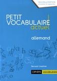 Bernard Viselthier - Petit vocabulaire actuel allemand.