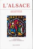 Bernard Vogler - Dictionnaire du monde religieux dans la France contemporaine - Tome 2, L'Alsace de 1800 à 1962.