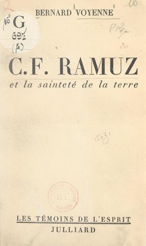 C.F. Ramuz et la sainteté de la terre
