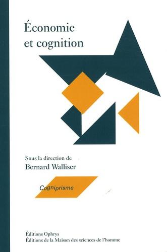 Bernard Walliser et Massimo Egidi - Economie et cognition.