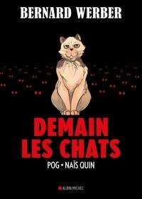 Bernard Werber et  Pog - Demain les chats.