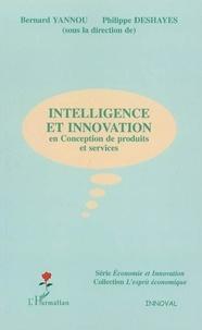 Bernard Yannou - Intelligence et innovation en conception de produits et services.