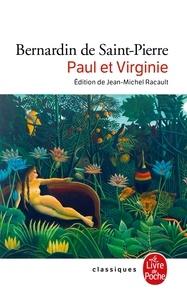 Bernardin de Saint-Pierre - Paul et Virginie (Nouvelle édition).