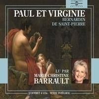 Bernardin de Saint-Pierre et Marie-Christine Barrault - Paul et Virginie.