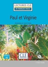 Bernardin de Saint-Pierre - Paul et Virginie. 1 CD audio