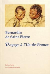 Bernardin de Saint-Pierre - Voyage à l'Ile-de-France (Maurice) - 1768-1771.