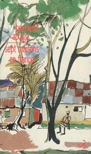 Bernardo Atxaga - Sept maisons en France.
